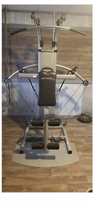 Bio force 2.2 w/bench home gym for Sale in Salt Lake City, UT