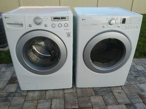 LG Washer and Dryer set for Sale in Winter Haven, FL