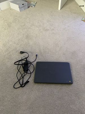 HP Chromebook 12 inch touchscreen for Sale in Oswego, IL