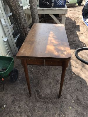 Antique Mid Century table for sale $150 or best offer for Sale in Albuquerque, NM