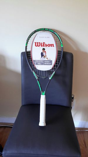 Brand New Wilson Tennis Racket Never Used for Sale in Washington, DC