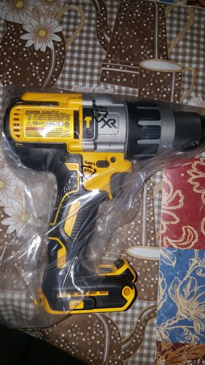 3 SPEED BRUSHELESS XRHAMMER DRILL TOOL ONLY for Sale in San Antonio, TX
