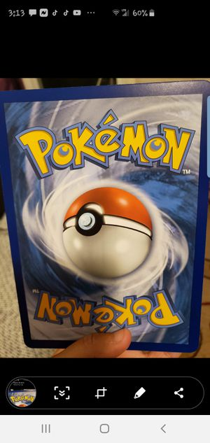 New pokemon card large for Sale in Somerset, MA