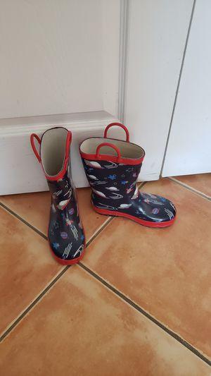 Space Rain Boots Size 12 for Sale in Miami, FL
