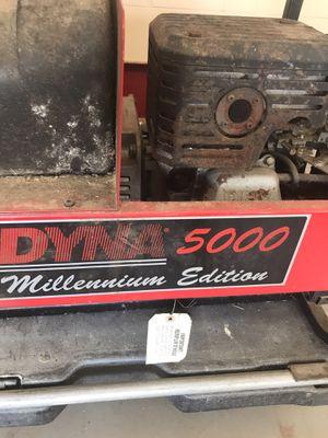 Dyna 5000 Millennium Edition Generator for Sale in Orlando, FL