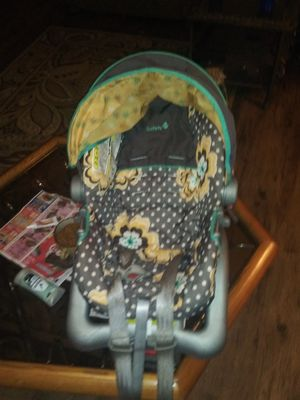 Car seat used for Sale in Longview, TX