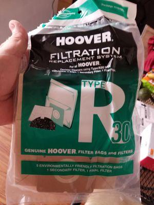 Free HOOVER R30 VACUUM BAGS for Sale in Fort Lauderdale, FL