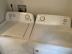 Washer/Dryer - 1 Year Old - Great Condition for Sale in Oakland Park, FL