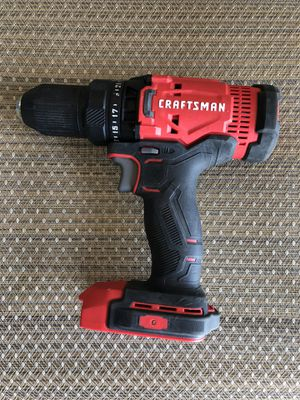 """Craftsman 1/2"""" cordless drill (tool only) for Sale in Wildomar, CA"""