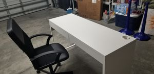 DESK AND CHAIR - ALMOST NEW for Sale in Lake Mary, FL