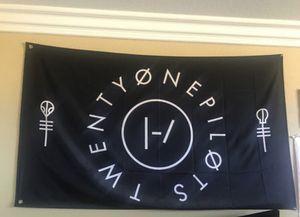 Twenty one pilots flag for Sale in Lake Elsinore, CA