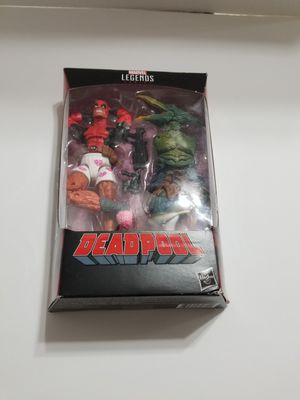 Marvel Legends Series 6-inch Deadpool for Sale in Lake Worth, FL
