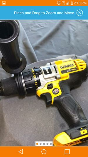 DeWalt Hammer drill for Sale in Salt Lake City, UT