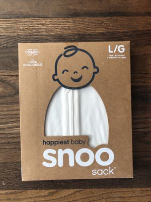 New Snoo Sleep Sack - Small, Medium and Large for Sale in Seattle, WA
