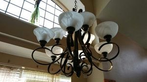 Chandelier SALE SALE $75!!! Everything must go!!! for Sale in Orlando, FL