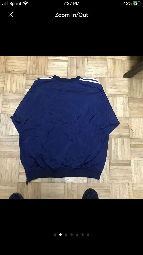 Vintage Adidas Pullover Windbreaker
