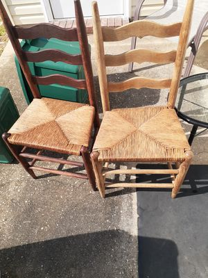 Wicjer chairs for Sale in Pensacola, FL