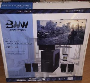Home Theatre 2200 watts (NEW) for Sale in Sully Station, VA