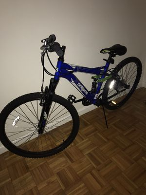 Mongoose Mountain Bike (blue) for Sale in Stamford, CT