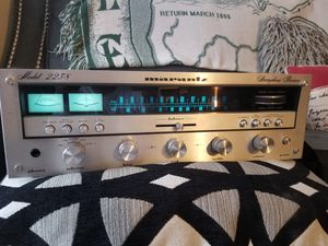 Vintage Marantz Silverface Reciever Model 2238. Working. $450 for Sale in Oakdale, CA