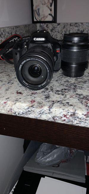 Canon DLSR Rebel T3i for Sale in Herndon, VA