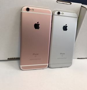 iPhone 6s Plus 16GB Unlocked Excellent Condition $179 Each for Sale in Durham, NC