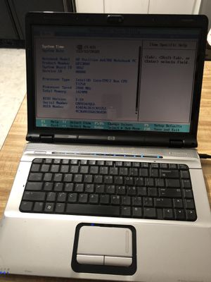 HP Pavilion DV6700 Notebook for Sale in Hermitage, TN