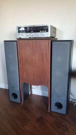 Yamaha tower speakers for Sale in San Diego, CA