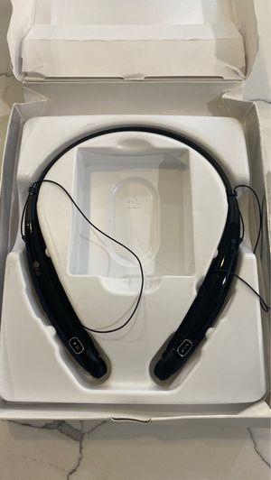 LG wireless Bluetooth headphones for Sale in Oak Grove, OR