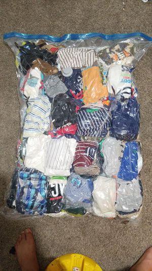 50 pieces plus of toddler clothing for Sale in Farmington Hills, MI