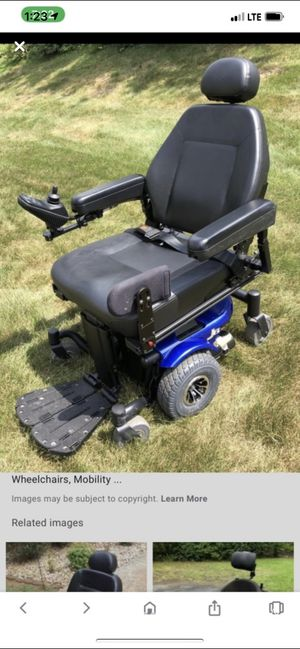 Quantum J6 Electric Wheelchair for Sale in Crewe, VA