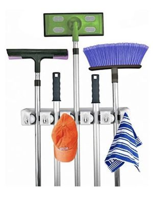 Home- It Mop and Broom Holder for Sale in Miami Gardens, FL
