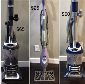 Shark Vacuums & Steam Mop for Sale in Sherwood, OR