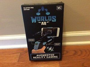 New Worlds AR Blaster Pro Edition Bluetooth Controller for Sale in Parkersburg, WV