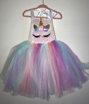 Unicorn dress for Sale in San Diego, CA