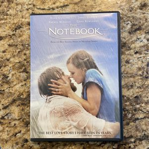 The Notebook DVD- $5 for Sale in Denver, CO