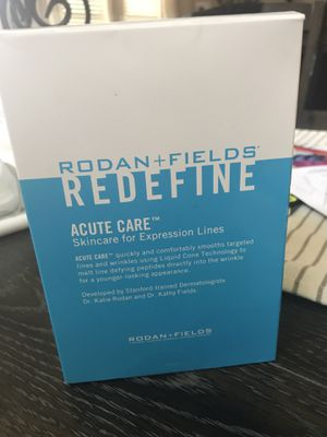 Rodan and fields acute care box for Sale in Tulare, CA