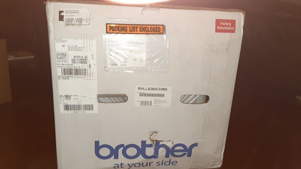 Brother HL-8260 Printer