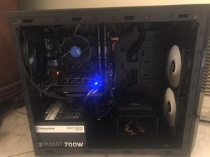 Gaming PC (2 months old, future proof/ highly upgradable) for Sale in Riverside, CA