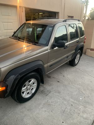 2004 Jeep Liberty for Sale in Inglewood, CA