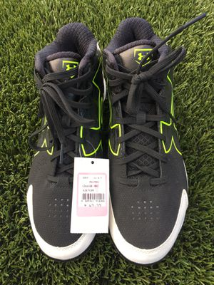Metal Baseball Cleats - Under Armour (6.5), Nike (6.5) plus Batting Gloves (3) for Sale in Phoenix, AZ