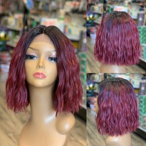 Part Synthetic Lacefront Wig for Sale in Columbus, OH