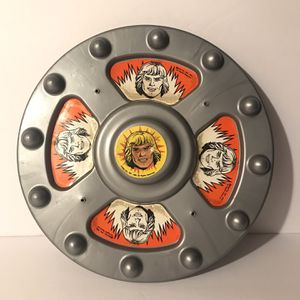 "1985 Masters of the Universe 10"" He-Man Plastic Shield RARE ! Great condition for Sale in Las Vegas, NV"
