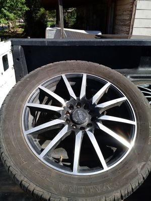 "17"" Rims with Tires for Sale in Abilene, TX"