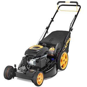 Poulan Pro 22 in. 174cc Briggs & Stratton Gas Lawnmower PR174Y22RHP for Sale in Austin, TX