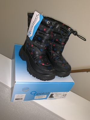 Girls winter boots size 13 for Sale in Fort Lee, VA