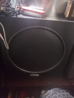 Polk Audio Subwoofer Home Theater for Sale in Venice, FL