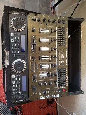 DJ mixer System, LowdSpeakers, Amplifier. for Sale in Gilbert, AZ