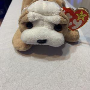 Wrinkles Pug Beanie Baby Original 1996 for Sale in Deerfield Beach, FL