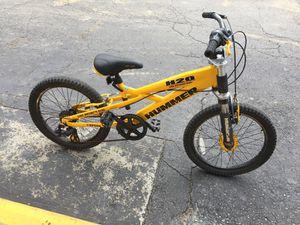 HUMMER H20 BMX BIKE for Sale in Taylor, MI